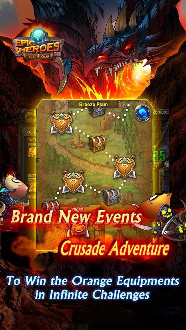 Epic Heroes screenshot #2