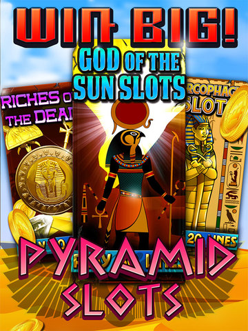 Slots of the Dark Nile Gods - Heroes Among Pharaohs Casino of Thrones screenshot 7