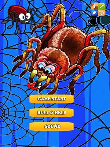 Scary Squishy Spider - Secret Picture Sliding Puzz - náhled