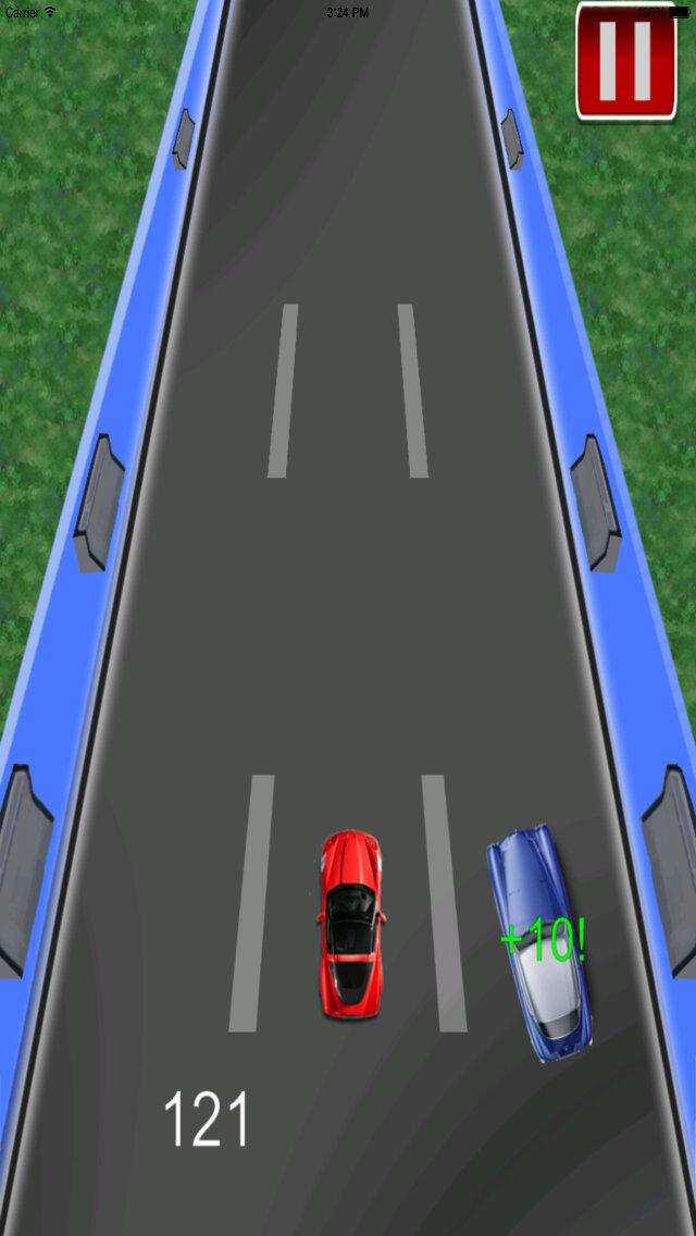 Mad Car Racing - Motor Driving Rivals screenshot 2