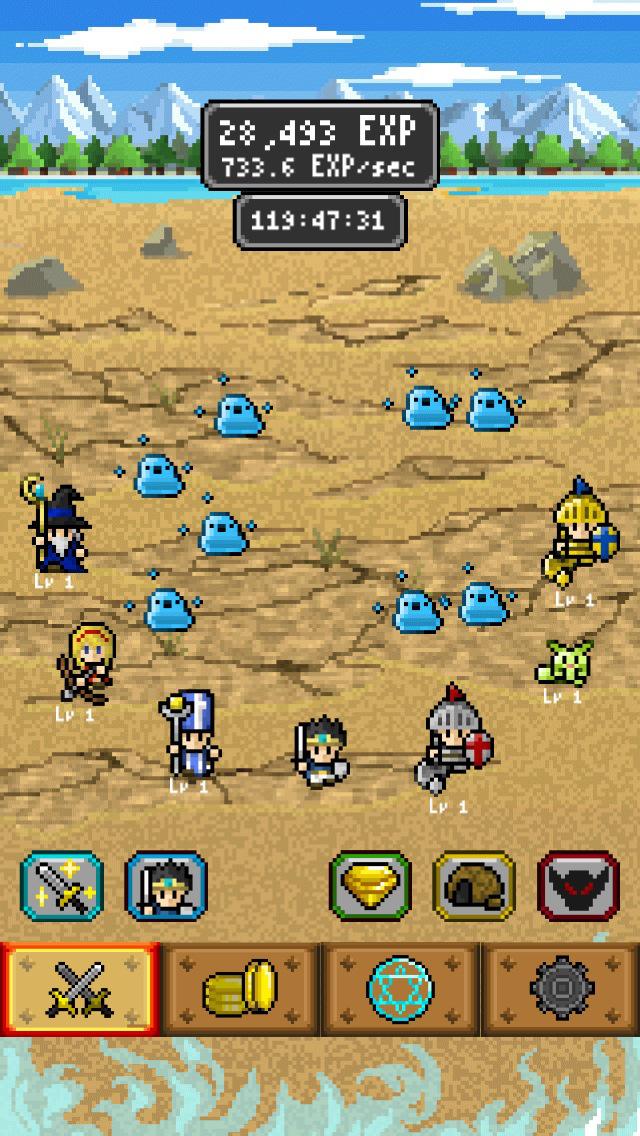魔王があと5日で世界征服するってよ -魔王復活- screenshot 4