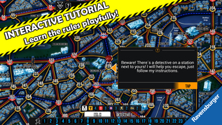 Scotland Yard screenshot 4