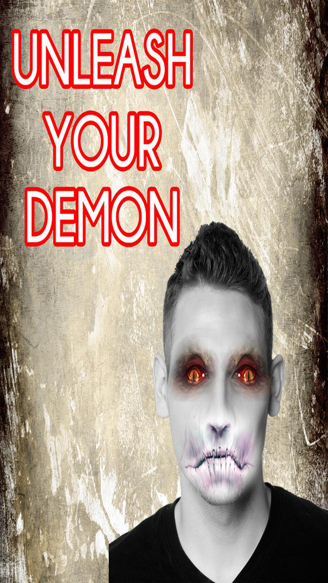 DemonFaced - Scary Ghost Photo Horror FX Editor screenshot 5