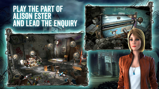 Medford Asylum: Paranormal Case - Hidden Object Adventure screenshot 3