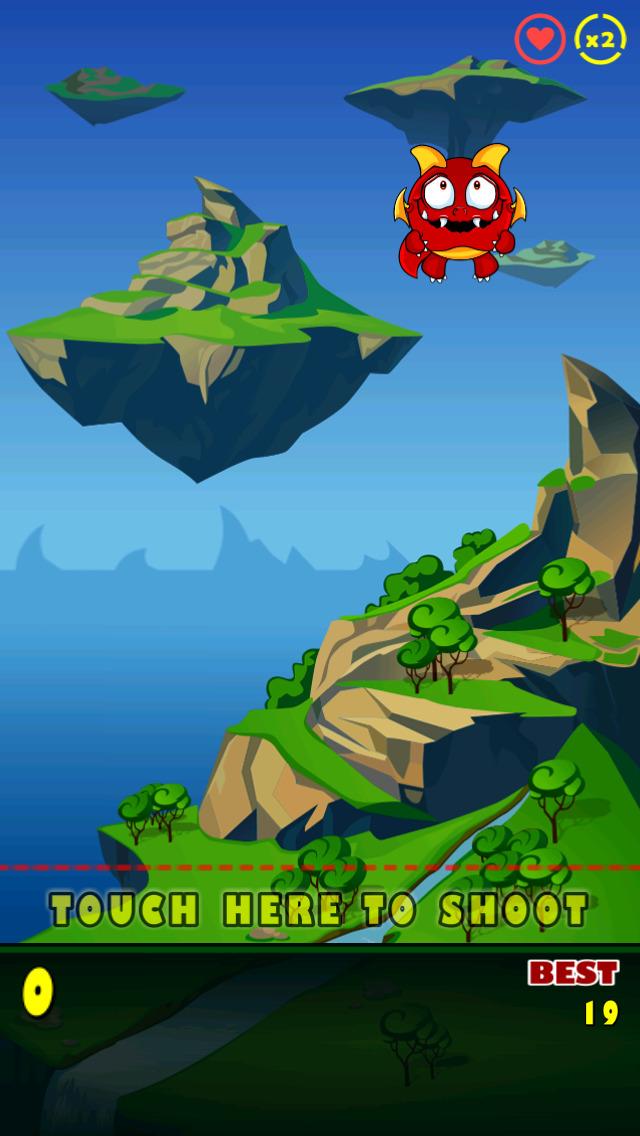 Shoot Dragon Down screenshot 2