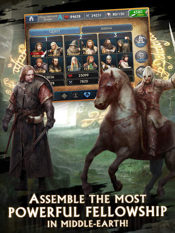 The Lord of the Rings: Legends of Middle-earth screenshot 6