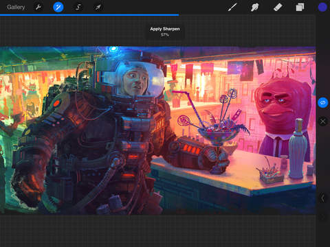 Procreate screenshot #3