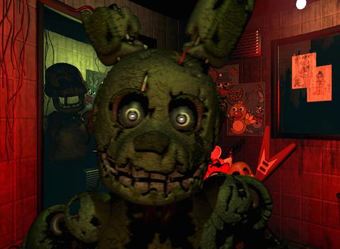 Five Nights at Freddy's 3 screenshot 7