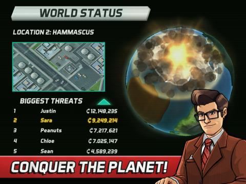 Colossatron: Massive World Threat screenshot 8