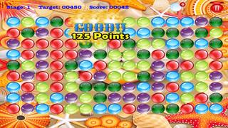 Amazing Bubble Pearls - Blast The Gems Shooting Safari Showdown with Friends screenshot 3