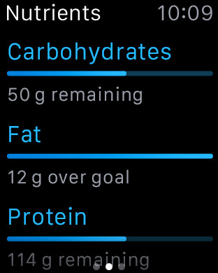 MyFitnessPal screenshot 12