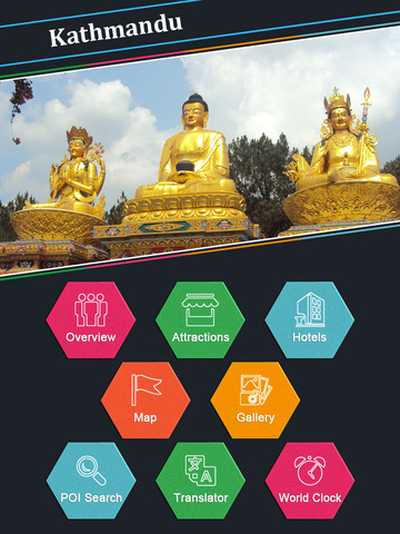Kathmandu Offline Travel Guide screenshot 7