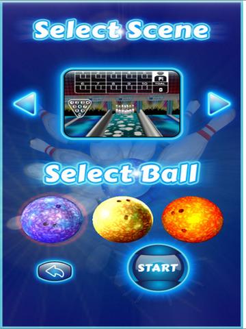 Strike Pin Bowling 3D - Pro screenshot 7