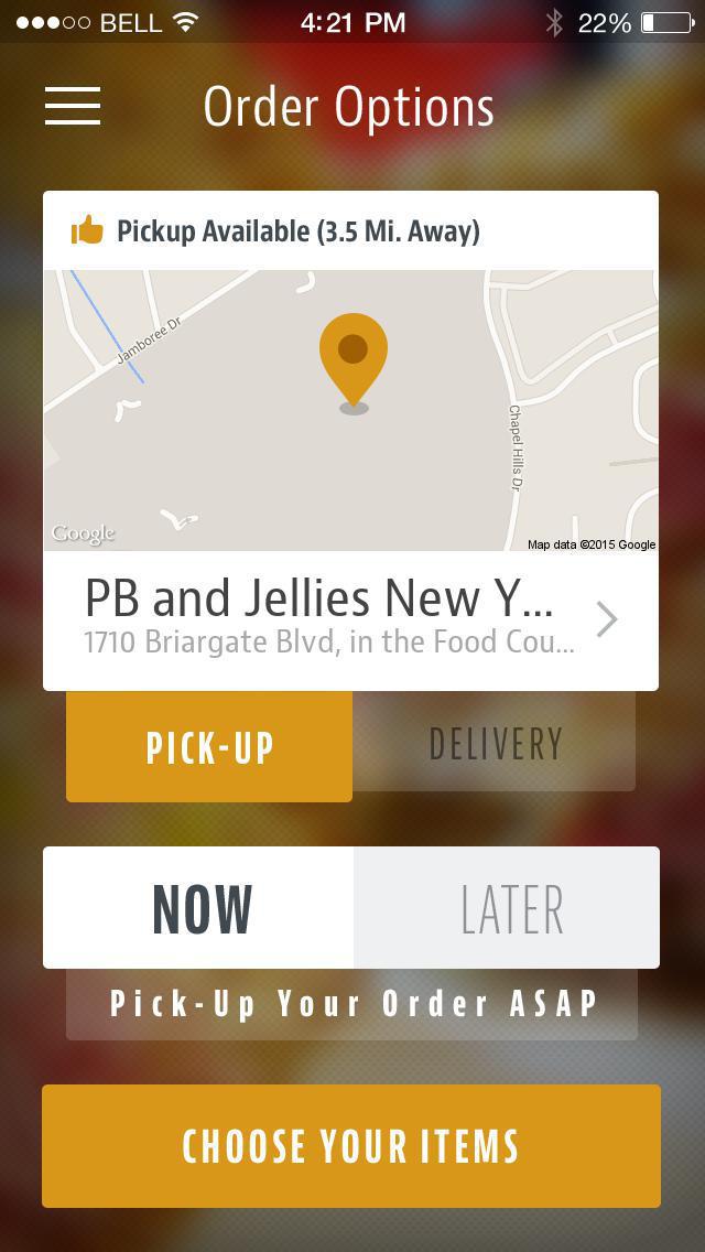 PB and Jellies screenshot 2