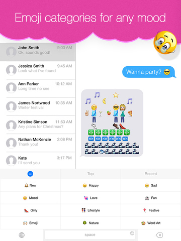 Emoji Keyboard for Me - Keyboard Themes & Emojis screenshot 8