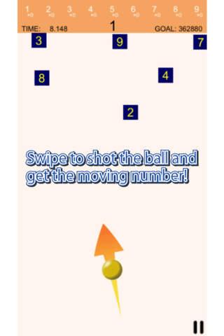 Number Shoot - náhled