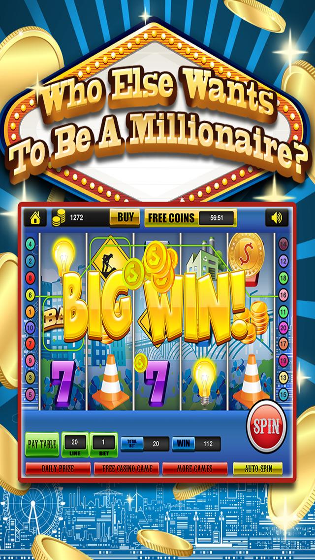 Ace Classic Vegas Slots - Rich Tycoon Millionaire Jackpot Slot Machine Games HD screenshot 1