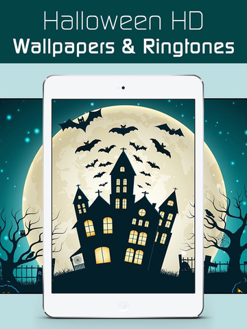 Season Wallpapers for Halloween,Christmas,New Year & More - HD Retina Backgrounds & Unlimited Cool Musics screenshot 6