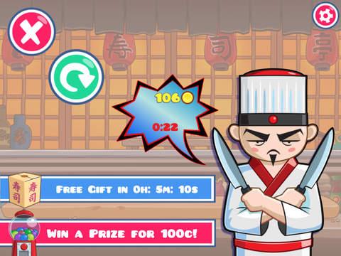 Don't Be Sushi! screenshot 9