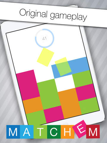 Match'em! The original and smart matching game screenshot 6