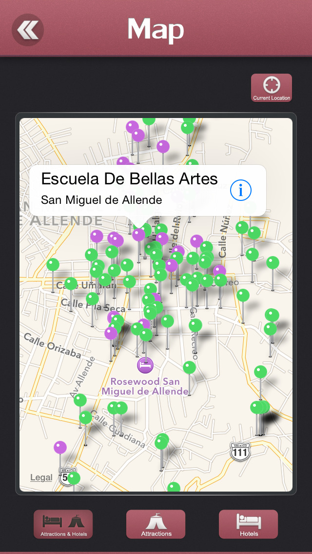 San Miguel de Allende Travel Guide screenshot 4