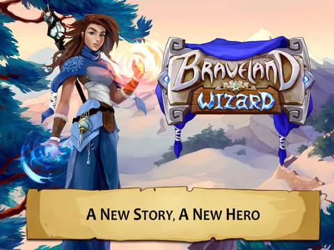 Braveland Wizard screenshot #1