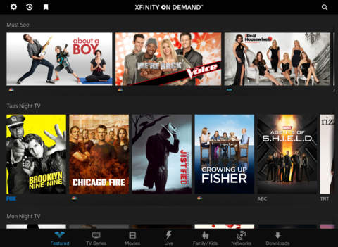 XFINITY TV Go screenshot 5