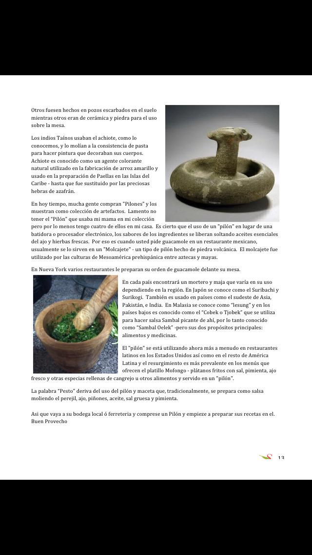 Sofrito Magazine En Español screenshot 3