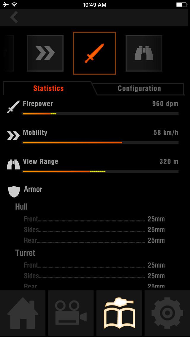 World of Tanks Console Companion screenshot 5