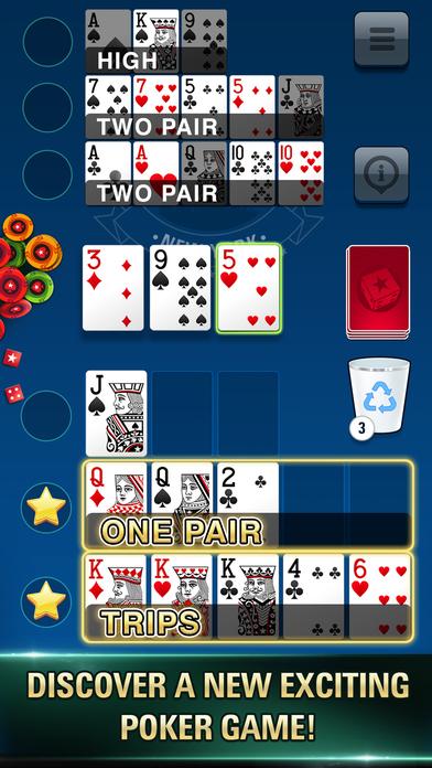 Solitaire Poker by PokerStars screenshot 2