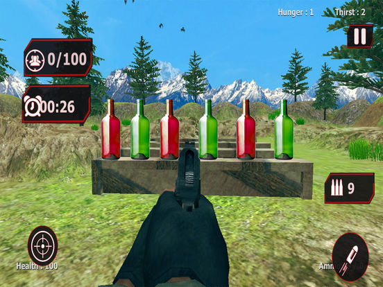 Army Trigger Shooter Effect screenshot 6