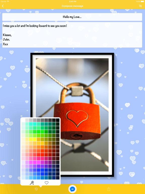 Send Love • Greeting cards screenshot 9