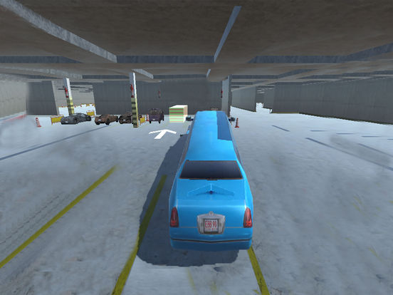 Fancy Limousine Parking : New Car Sim-ulation Game screenshot 7