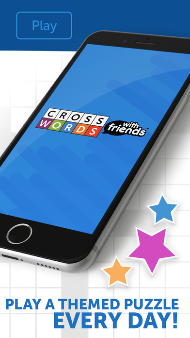 Crosswords With Friends screenshot 1
