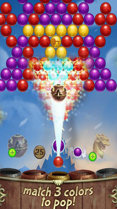 Bubble Dragon Legend 2 screenshot 1