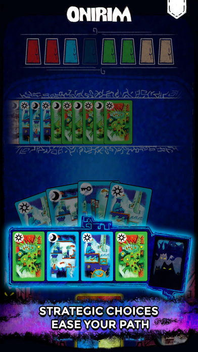 Onirim - Solitaire Card Game screenshot 4