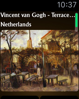Van Gogh Art Guide screenshot 14