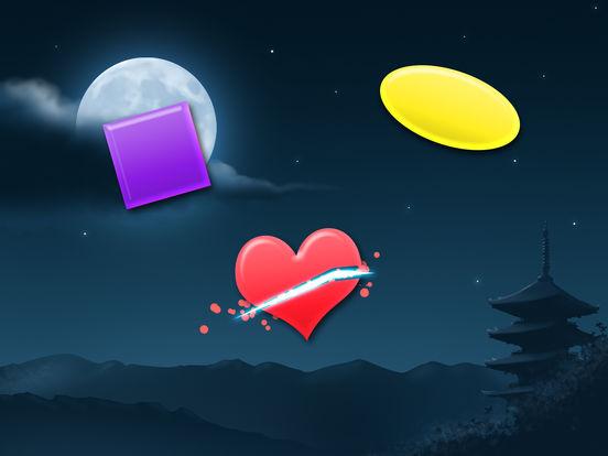 Shapes and Colors - Ninja Slicing Preschool Game screenshot 7