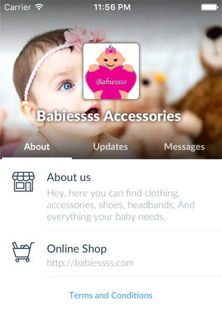 Babiessss Accessories by AppsVillage - náhled