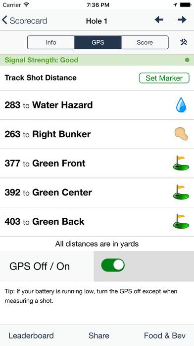 Forest Preserve Golf screenshot 5