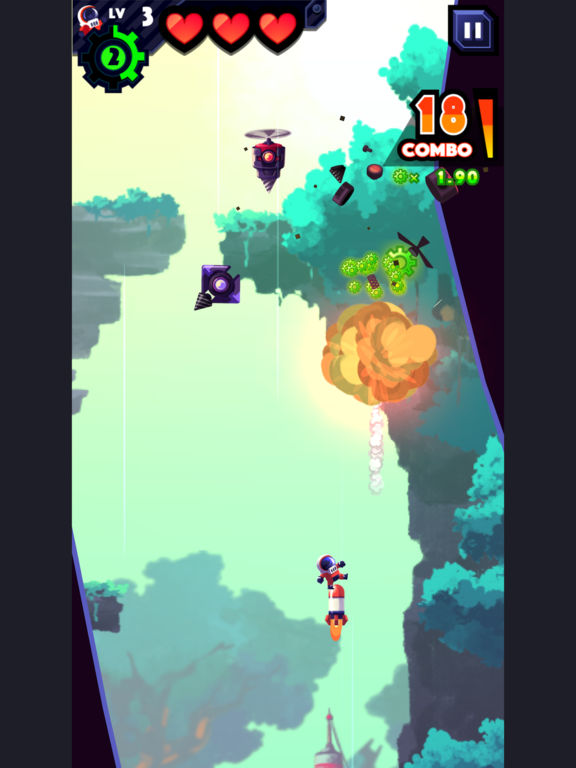 Missileman screenshot 6