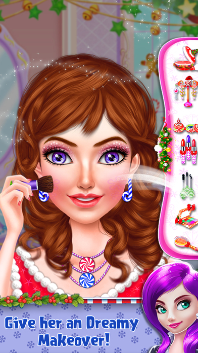 Christmas Makeup Spa & Salon screenshot 3