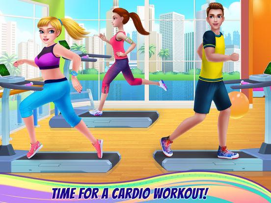 Fitness Girl - Studio Coach screenshot 10