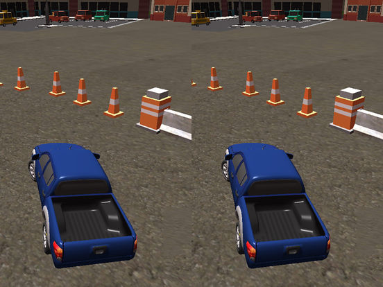 VR Parking Jeep Frenzy Reloaded - Real Driving screenshot 8