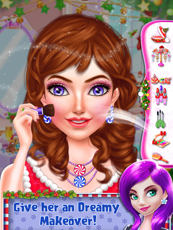 Christmas Makeup Spa & Salon screenshot 8