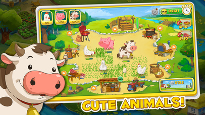 Jolly Days Farm Time Manager screenshot 1