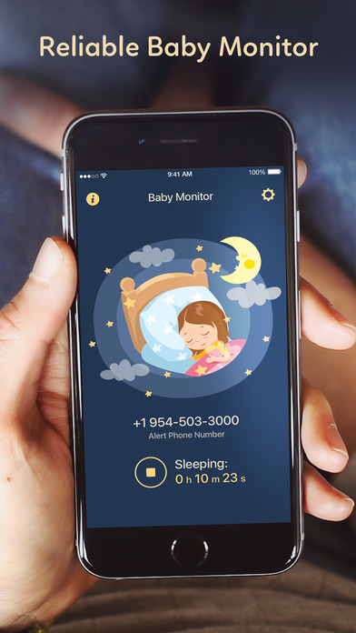 baby monitor iphone app best baby monitor babysitting nanny app ipa for 5411