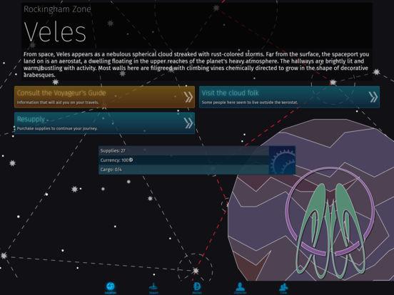 Voyageur screenshot 10