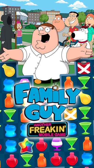 Family Guy Freakin Mobile Game screenshot 5