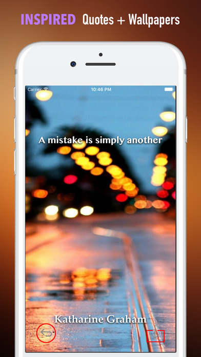 Sidewalk Wallpapers HD- Quotes and Art screenshot 5